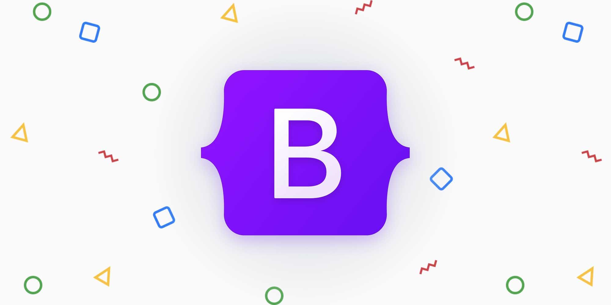 logo de Bootstrap 5